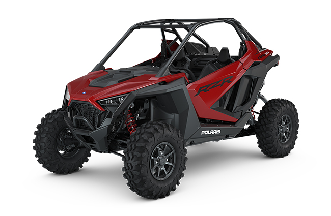 RZR PRO XP SPORT EPS PERFORMANCE RED EURO4